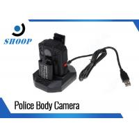 Battery Powered Wearable Police Body Mounted Cameras Lightweight IP67 Manufactures