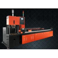 Hydraulic Industrial Hole Punch Machine Cylinder Tube Punching Manufactures