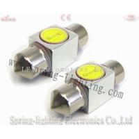 High power 10mm * 36mm 1w 12 / 24V LED automotive light Ce & RoHs approval Manufactures
