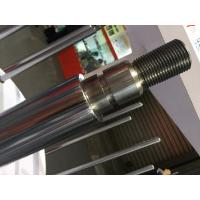 High Strength Chrome Plated Tubing Hydraulic Cylinder Piston Rods Manufactures