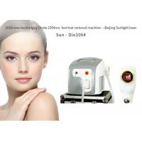 Three Wavelength Permanent Hair Removal Laser Machine  No Side Effect Manufactures