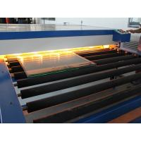Insulating Glass Machine Heated Roller Press 12~50mm Glass Thickness Manufactures