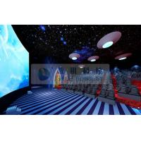 Large luxury 4D Motion Cinema Manufactures