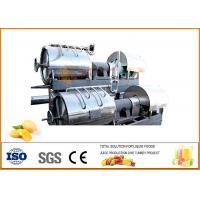 Stainless Steel Mango Processing Line Fully Automatic PLC Control High Performance Manufactures