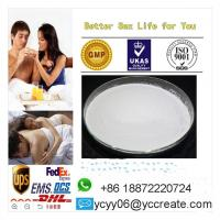 Vardenafil HCl Male Enhancement Steroids , Safe Shipment Raw Pharmaceutical Chemical Powder Manufactures