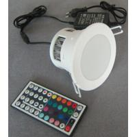 RGB color high brightness and long lifespan 10W LED ceiling light Manufactures