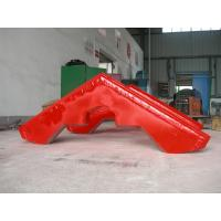Red Rock Cutting Tools / Central Scraper Shield Machine Tools Subway Drilling Manufactures