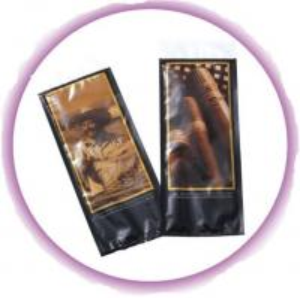Fashional Cuba Habanos Cigar Bags / Cigar Case Humidor / Cigar Moisturizer / Moisturizing Cigar Bags Manufactures
