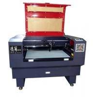 Quality 9060 Laser Engraving and Cutting Machine / Raycus Portable Fiber Laser Engraving Machine for sale