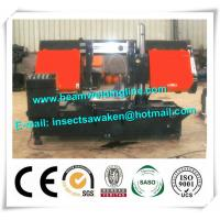 Quality Horizontal Bandsaw Pipe Bevelling Machine For Structural Steel Fabricators for sale