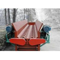 China Model 160 Wood Recycling Machine with Double Tooth Roller Log Peeling on sale