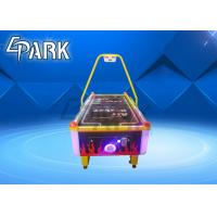 Indoor Kids Coin Operated Amusement Table Game / Arcade Star Air Hockey Manufactures