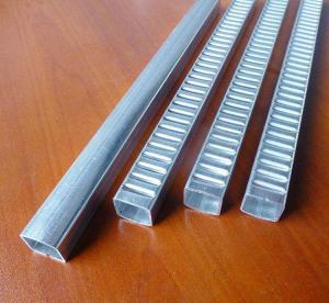 Round 3003 Aluminum Tubing / Automobile Condensers Air Conditioner Pipe Manufactures