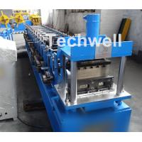 Light Steel Stud Roll Forming Machine , 5.5 Kw Industrial Metal Roll Forming Machine Manufactures