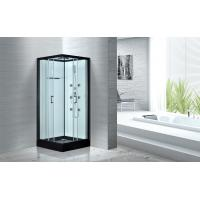 Free Standing Glass Shower Cubicles 900 X 900 SGS ISO9001 Certification Manufactures