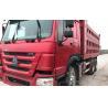 Diesel Type Used Dump Truck HOWO 375 Dump Sinotruck 6x4 8x4 Heavy Construction Work Manufactures