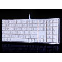 Quality Win10 Waterproof PC Gaming Keyboard And Mouse With Silk Screen Printing for sale