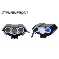 3000LMs LED Bicycle Headlight 8.4V Rechargeable Eye Mountain Bike Front Lights Manufactures