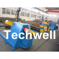 30KW High Speed Simple Metal Sheet Slitting Machine Line To Cut Coil Into 10 Strips Manufactures