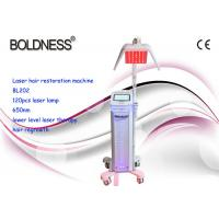 China hair loss treatment Laser Hair Growth Machines Rejuvenation Fast Restoring Bald Head Natural on sale