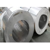 High Insulated Stainless Steel Sheet Roll , 316 Cold Rolled Steel Coil With Mill Finished Manufactures