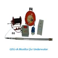 Gdg-1A Underwater Monitor For Concrete Elevation Filling Pile Manufactures
