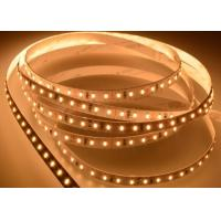 120led Ip65 Waterproof Led Light Strips Smd3014 Chip With 8mm Pcb Length Manufactures