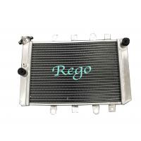 Water Cooling Aluminum ATV Radiator for YAMAHA ATV QUAD GRIZZLY YFM700/550 2007-2011 Manufactures