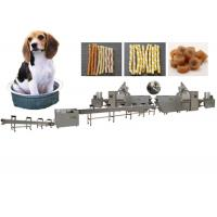 High Performance Dog Chew Products Making Machine Custom Voltage Available Manufactures