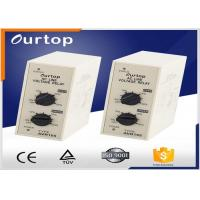Voltage Detection Relay , Line Voltage Monitoring Relay Approx 3VA Power Consumption Manufactures