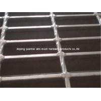 China Hot Dipped Steel Grating Stairs / Mild Steel Grating Panels Easy Installation on sale