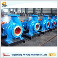 heavy duty motor driven water pumps