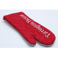 High Durability Heat Resistant Oven Mitts Water Proof Heat Transfer Printing Manufactures