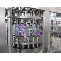 3 in 1 Glass Bottle Beer Washing Filling Sealing Machine , Bottle Beer Filling Line Manufactures