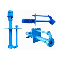 Chinese Manufacturer Drilling Mud Pump Solid Control Vertical Centrifugal Sand Pumps Manufactures