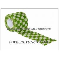 Pet Bandage Cohesive Wraps Non Woven Bandage Vets Healthcare Kids Bandages Manufactures