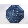 21 Inch 8K Mens Windproof Folding Umbrella Flip Proof Korean Japanese Style Manufactures