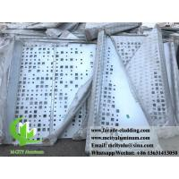 3mm Powder Coated Aluminium Cladding Panels / Aluminum Solid Panel For Wall Manufactures