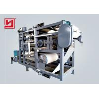 China Belt Filter Press For Sludge Dewatering Treatment In Sand Washing Plant on sale