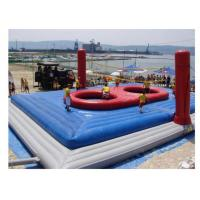 Fireproof Inflatable Volleyball Court PVC Tarpaulin For School Manufactures