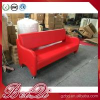 Waiting area seating cheap waiting room bench chairs barber shop waiting benches 3-seater Manufactures