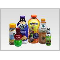 PET Drink Bottle Labels , Recyclable Heat Shrink Wrapping Film For Packaging 30mic To 50mic Thickness Manufactures