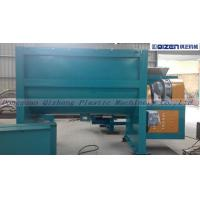Chemical Industrial Horizontal Ribbon Mixer Powder Mixing Equipment With 3 Motor Manufactures