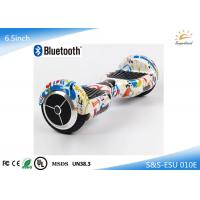 China CE RoHS FCC approved graffiti two wheels self balancing electric scooter on sale
