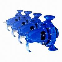 Bare Shaft Centrifugal Pumps with 32 to 250mm Dischage Size, EN733-approved Manufactures