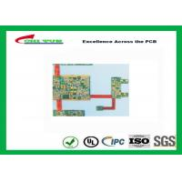 Custom Circuit Boards Rigid-Flexible PCB Production Type  Immersion Gold PCB Manufactures