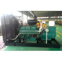 320 Kw Natural Gas Portable Generator 400 Kva Water Cooled With Electronic Governor Manufactures