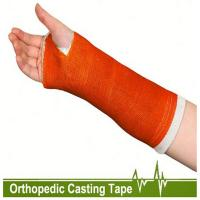 China Free samples orthopedic  fiberglass casting tape orthopedic medical bandage on sale