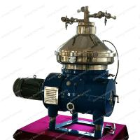 Biodiesel Oil Centrifuge Oil Water Separator For Extraction Of Fatty Acids Manufactures