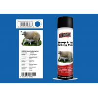 Great Adhesiveness Animal Marking Paint 0.5L With Blue Color APK-6821-9 Manufactures